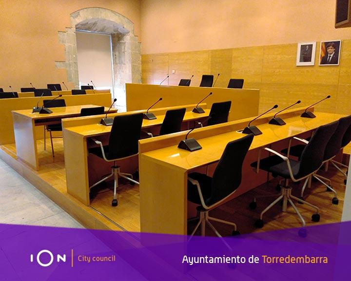 Torredembarra incorpora la signatura digital amb la Vídeo Acta de SEMIC i iOn