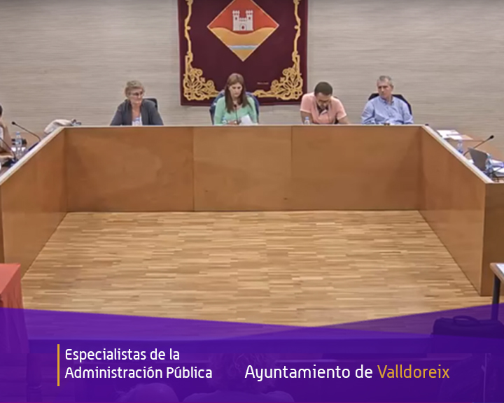 Valldoreix adquiere la solución de grabación y streaming iOn y la Audio Vídeo Actas de SEMIC