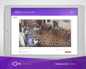 La Diputació de Lleida con la plataforma VídeoActa de eCityclic vía el Acuerdo Marco de ACM