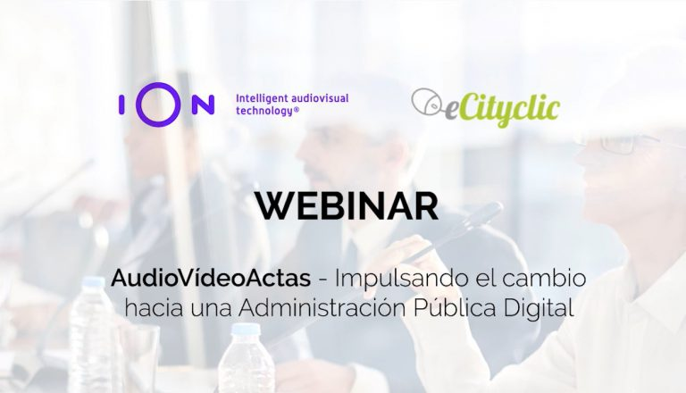 Descárgate el Webinar Audio Vídeo Actas